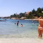 najbliższa plaża Mavarstica