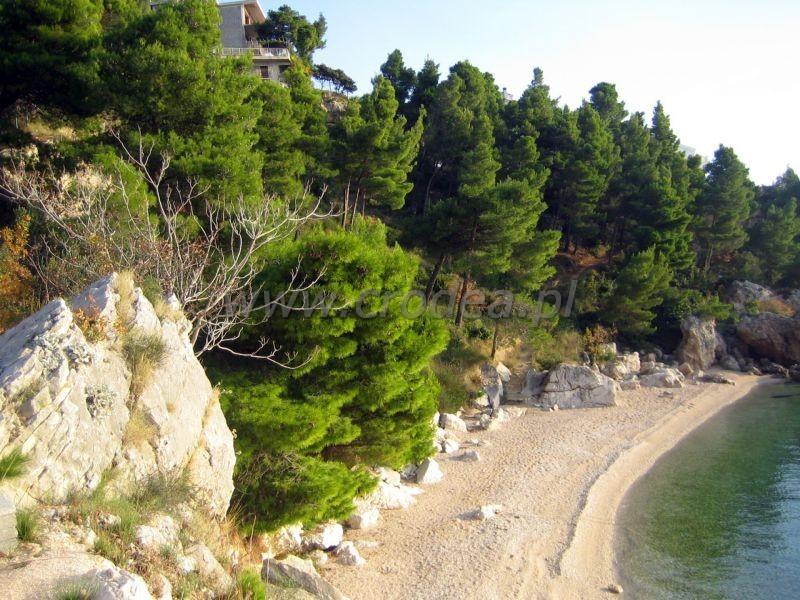 Chorwacja nocleg domki do wynajęcia nad morzem kąty rybackie