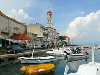 Chorwacja wyspa Brać