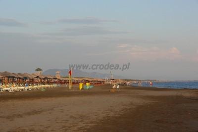 czarnogóra piaszczyste plaże