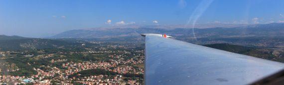 Chorwacja z lotu ptaka