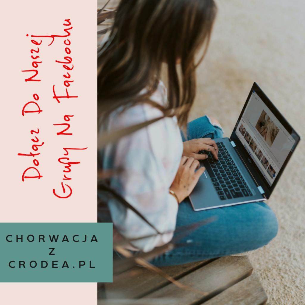 Grupa na Facebooku Chorwacja z CroDea.pl stworzona z myślą o klientach serwisu CroDea.pl, jak również wszystkich miłośników wypoczynku nad Adriatykiem. Zapraszamy!