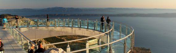 Skywalk Biokovo – atrakcja Riwiery Makarskiej