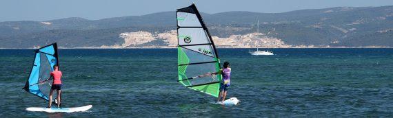 Windsurfing w Omiš